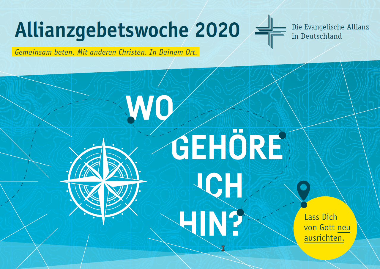 Allianz-Gebetswoche 2020